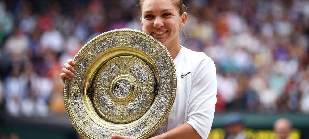 """Simona Halep viseaza la Wimbledon! Campioana din 2019 a transmis un mesaj organizatorilor: """"De abia astept sa ma intorc!"""""""