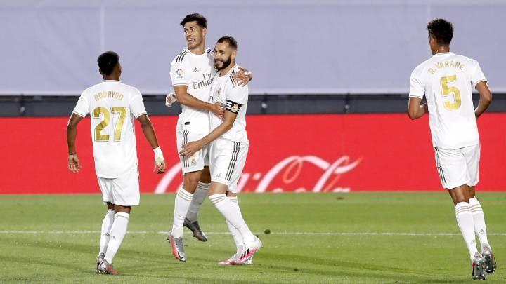 Granada 1-2 Real Madrid   Benzema si Mendy aduc o noua VICTORIE pentru Real Madrid! Zidane face inca un PAS spre TITLU in La Liga