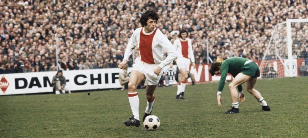 Doliu in fotbalul european! Un jucator din echipa legendara a lui Ajax a incetat din viata!