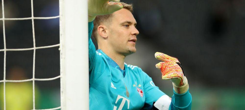 Pe asta cum o mai apara Neuer? Portarul lui Bayern, alaturi de un grup muzical fascist. Gestul care a scandalizat Germania!