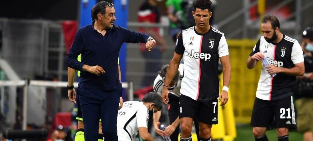 Un nou antrenor pentru Ronaldo in Serie A! Cine este favorit sa o preia pe Juventus in sezonul urmator