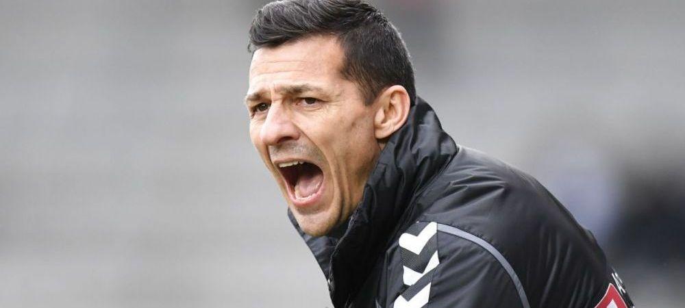 Performanta importanta reusita de Costel Galca! Fostul antrenor al FCSB-ului a PROMOVAT MATEMATIC cu Vejle in prima liga din Danemarca