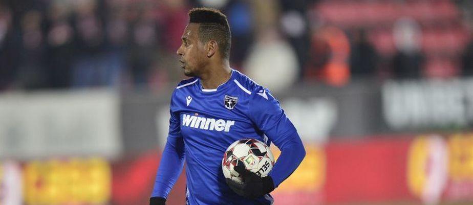 """Motivul pentru care Eric a plans dupa golul marcat cu Hermannstadt: """"Eu mi-am pierdut tatal in urma cu cateva zile si i-am dedicat golul"""""""