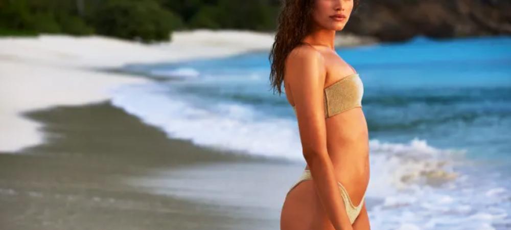 Valentina Sampaio a devenit primul model transgendercare a aparut in paginile Sports Illustrated!