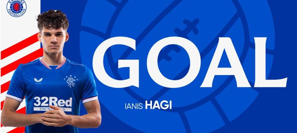 Lyon 0-2 Rangers | IANIS HAGI, la TURATIE MAXIMA! Mijlocasul a marcat DOUA GOLURI in CINCI MINUTE in poarta lui Tatarusanu! VIDEO