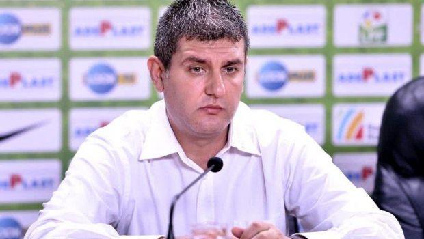 """Bogdan Balanescu ii linisteste pe Dan Petrescu si Gigi Becali! Nu vrea oprirea TOTALA a Ligii 1:""""Nu cersim! M-am referit doar la play-out!"""""""