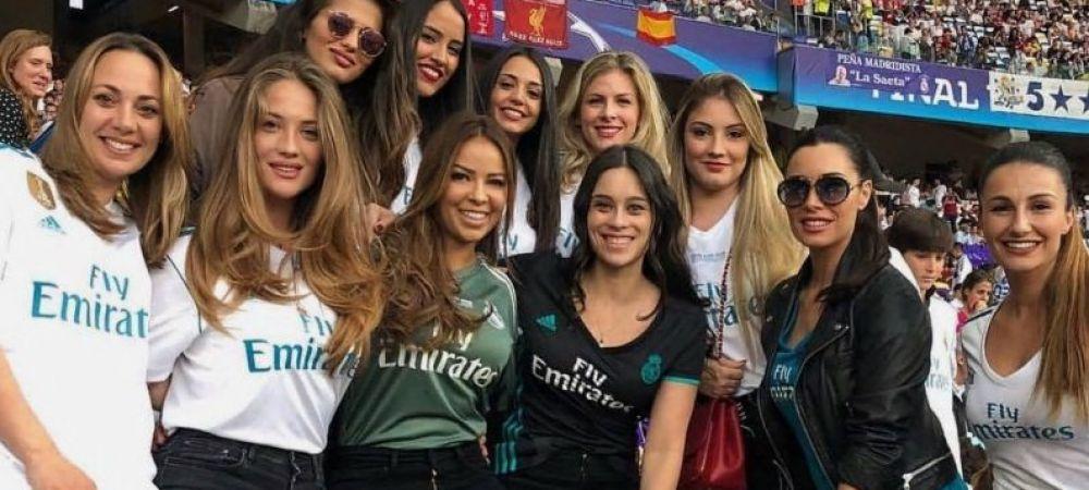 Cum sa nu iei titlul cu asa ceva acasa? Top 5 cele mai sexy partenere ale CAMPIONILOR de la Real Madrid