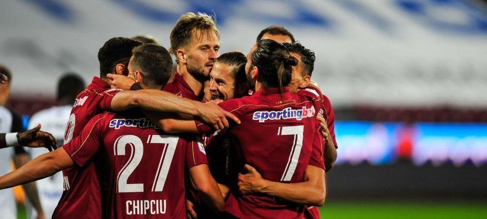 CAZ POZITIV LA CFR Cluj! Derby-ul cu FCSB NU se mai joaca. Paun e infectat! DEZASTRU: si meciul cu Botosani e ca si amanat!