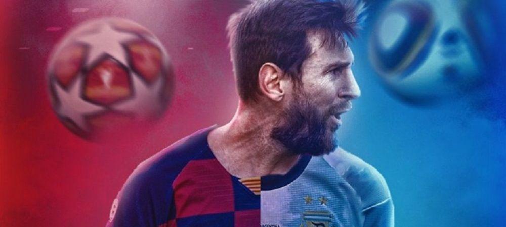 EXTRATERESTRU! Messi e primul jucator din ISTORIA fotbalului care a contribuit la 1000 de goluri! Cifrele incredibile ale lui D10S Messi