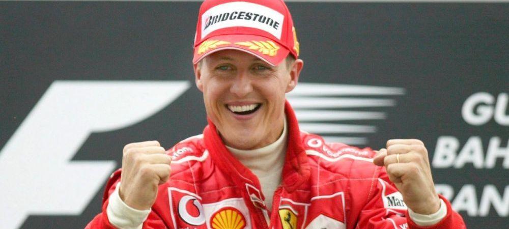 """Anunt URIAS despre Michael Schumacher! Fostul SEF de la Ferrari l-a vizitat: """"Se lupta! Sper ca lumea sa-l poata vedea din nou!"""""""