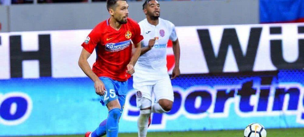 Gaman revine in Liga 1! Fundasul s-a inteles cu o echipa din playoff: unde va evolua din sezonul viitor