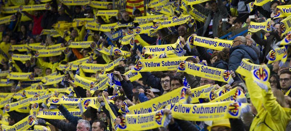 Renaste 'SUBMARINUL GALBEN'! Villareal isi aduce un SUPER-ANTRENOR si vrea sa cucereasca Europa League! Cine este VEDETA care fuge de el!