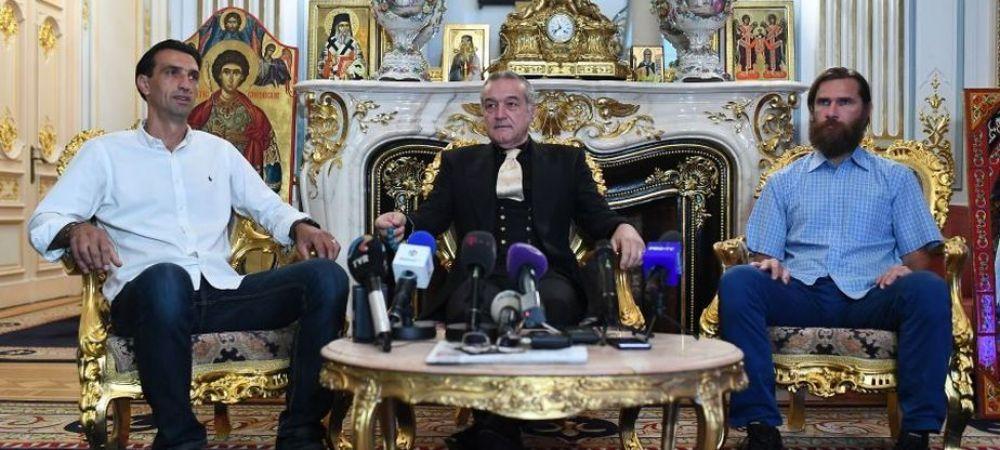 """Scene IREALE in cantonamentul FCSB! Vintila si Alexandru Tudor TAMAIAU birourile: """"De abia mai stam in picioare!"""""""