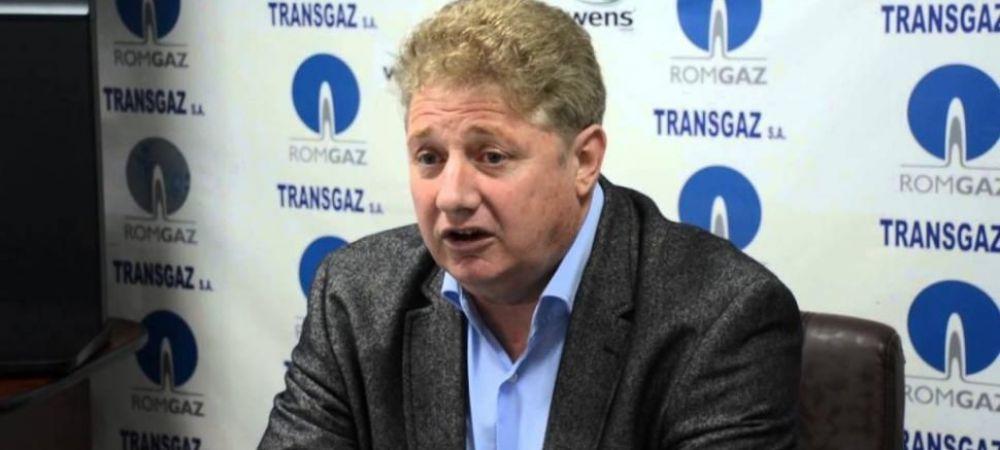 Ioan Marginean a plecat de Gaz Metan Medias! Anuntul clubului