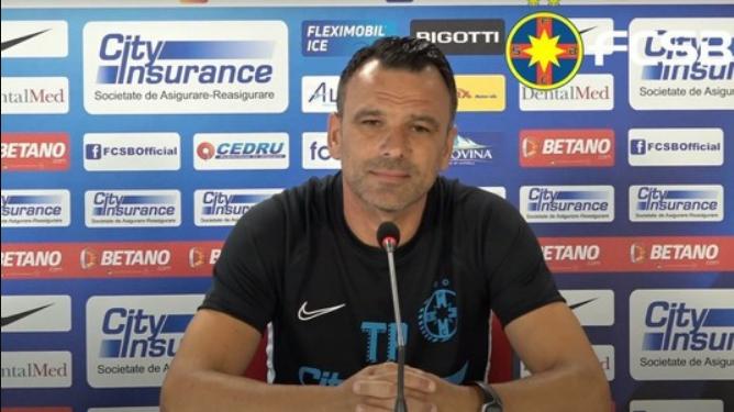 """Toni Petrea e sincer! """"A fost ok ca nu s-a jucat meciul cu CFR!"""" Antrenorul FCSB-ului e 'ALL IN' inaintea FINALEI din Cupa Romaniei"""