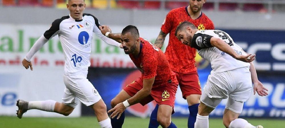 Coronavirusul a schimbat DRAMATIC programul meciurilor din Liga 1! Doar 4 meciuri in weekend! Cand se joaca FCSB - CFR Cluj