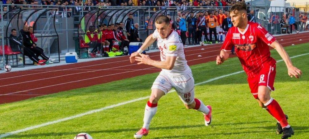 Grav afectata de Covid-19, Dinamo TREBUIE sa revina pe teren! Cine sunt fotbalistii pe care poate conta Multescu!