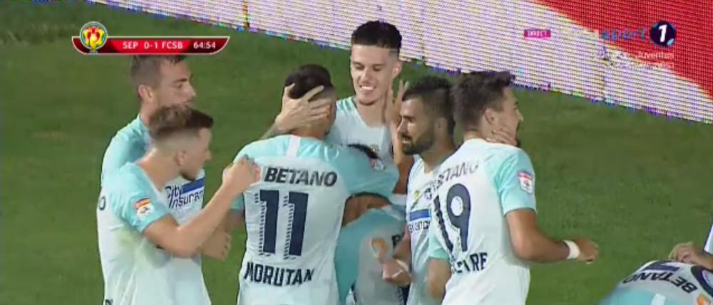Sepsi 0-1 FCSB   FCSB CASTIGA CUPA ROMANIEI! GOLUL LUI MAN a decis finala! AICI: tot ce s-a intamplat in meciul de la Ploiesti