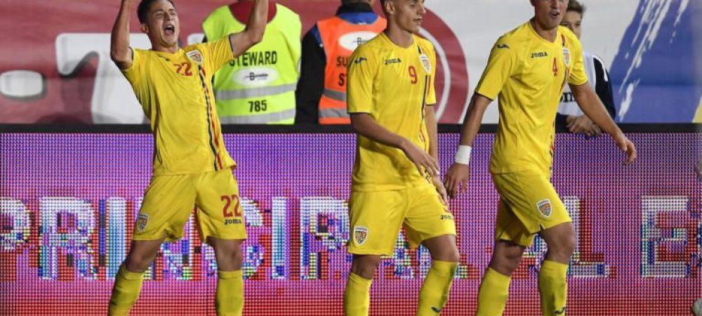 Prima selectie facuta de Adi Mutu, cu nume surprizatoare chemate la nationala U21