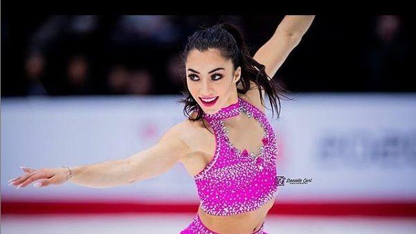 "E campioana olimpica in 2018, dar nu-i ajunge. Sexy-patinatoarea care vrea sa SEDUCA planeta! Nu degeaba i se spune ""Kim Kardashian"""