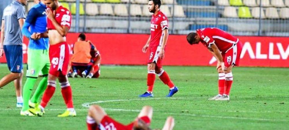 BOMBA la Dinamo: jucatorii in carantina! Intra JUNIORII sau pierd TOATE meciurile cu 3-0?! Anunt CUTREMURATOR in timpul finalei de Cupa