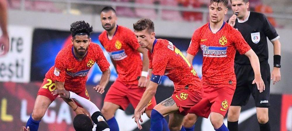 FCSB intra in preliminariile europene peste doar o luna! Cate meciuri are de jucat pana la grupele Europa League