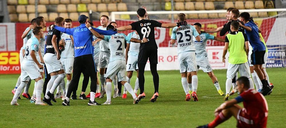 """Sa vina prima! Prima la dreapta!"" Ce au putut sa strige jucatorii FCSB in vestiar dupa finala Cupei Romaniei"
