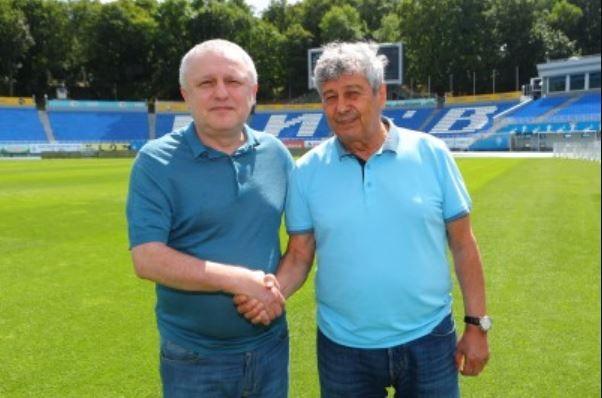 """Dynamo Kiev a facut MARELE ANUNT! Mircea Lucescu, prezentat OFICIAL la noua echipa! TOATE DETALIILE: """"Mi-a fost dor de Ucraina!"""""""