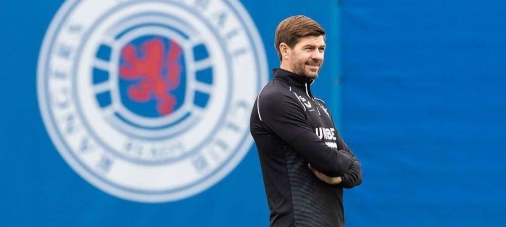 Gerrard va ramane alaturi de Ianis la Rangers, desi a avut pe masa o oferta de la un miliardar englez!