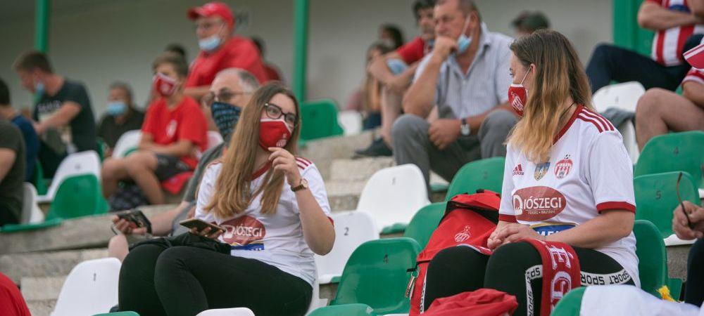 Galerie   La Ploiesti au fost tribunele goale la finala Cupei Romaniei, dar sute de fani au urmarit meciul pe stadionul lui Sepsi!