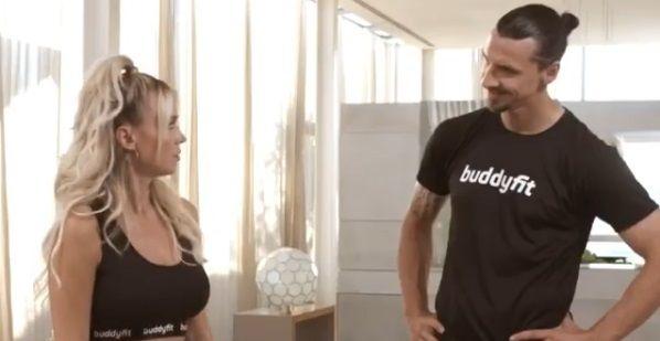 Ar fi CUPLUL ANULUI! Zlatan Ibrahimovic si Diletta Leotta au luat cina IMPREUNA. Sexy-jurnalista era in pragul nuntii, dar acum e LIBERA!