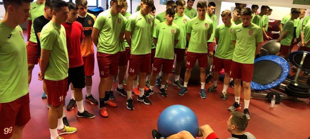 Decizie de ULTIMA ORA la CFR Cluj! Oficialii clubului au RENUNTAT la echipa a doua