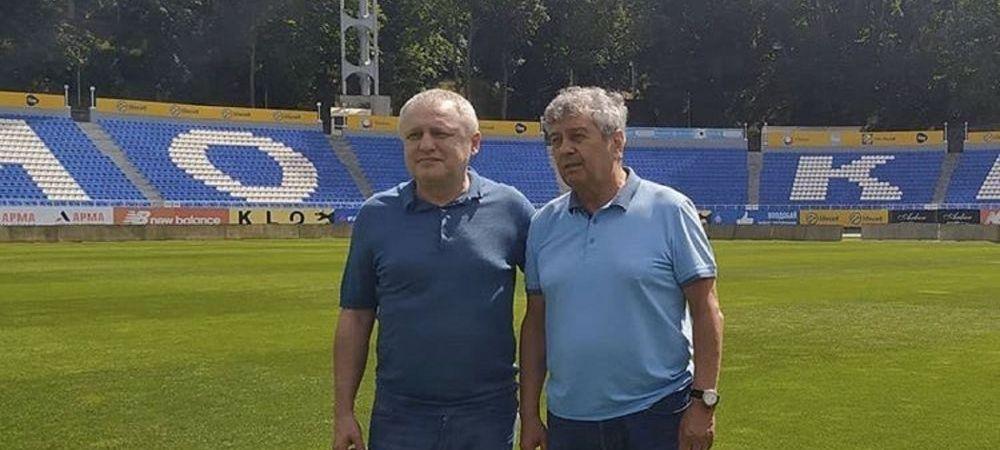 """Raspuns transant al patronului lui Dinamo Kiev dupa ATACUL ultrasilor in urma venirii lui Mircea Lucescu: """"Investiti voi! Bagati 30 de milioane de dolari pe an"""""""