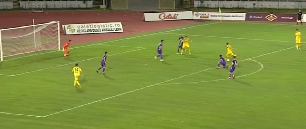 Nebunie in FC Arges-Mioveni! Victorie INCREDIBILA pentru echipa lui Niculescu in minutul 89! Cum arata acum clasamentul din B