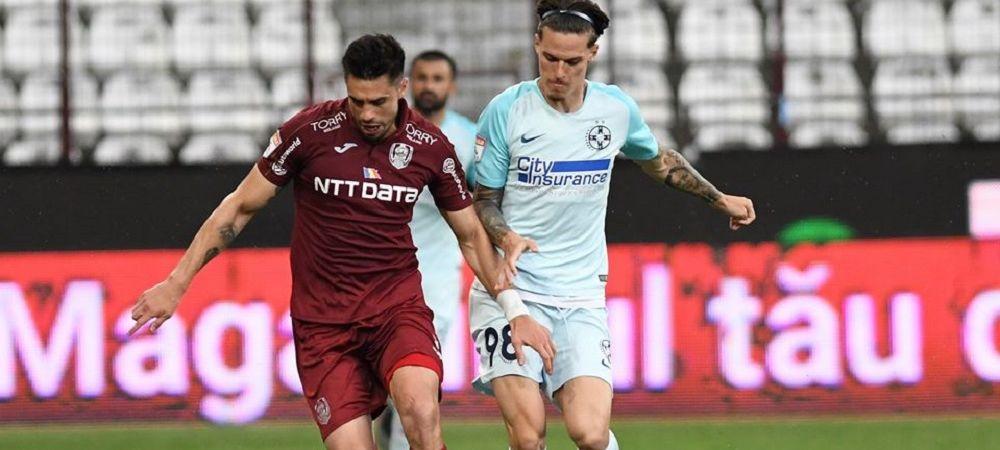 Dan Petrescu NU A IESIT din spital! Cine va sta pe banca si cum va arata primul 11 al lui CFR Cluj in meciurile cu FC Botosani si FCSB