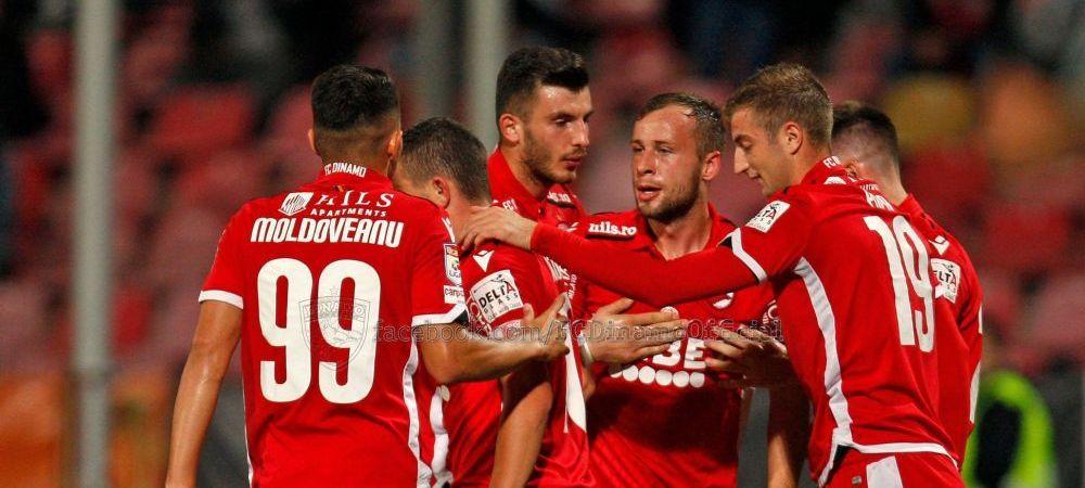 """""""Pot sa inceapa meciurile in 8 sau 9 jucatori!"""" Varianta INCREDIBILA pentru Dinamo dupa haosul provocat de coronavirus"""