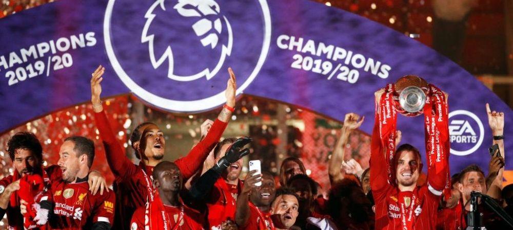 Capitanul lui Liverpool, desemnat 'jucatorul anului' in Premier League! Ce super-omagiu i-au adus suporterii lui Jordan Henderson