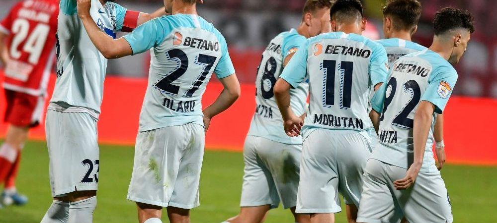 GAZ METAN 0-1 FCSB | GRADINITA FCSB, prima victorie in playoff! Vina a dat un super gol, Morutan a fost capitan. AICI: toate fazele
