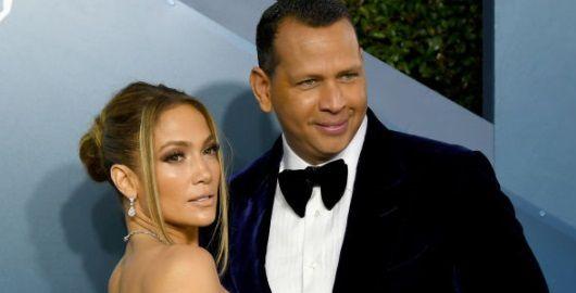 Jennifer Lopez, la 51 de ani. Mesaj de dragoste SIROPOS de la logodnicul Alex Rodriguez. Fostul jucator de baseball si-a cucerit definitiv iubita