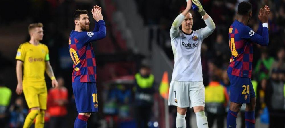 Veste URIASA pentru FC Barcelona! Ce superstar isi prelungeste contractul pana in 2025!