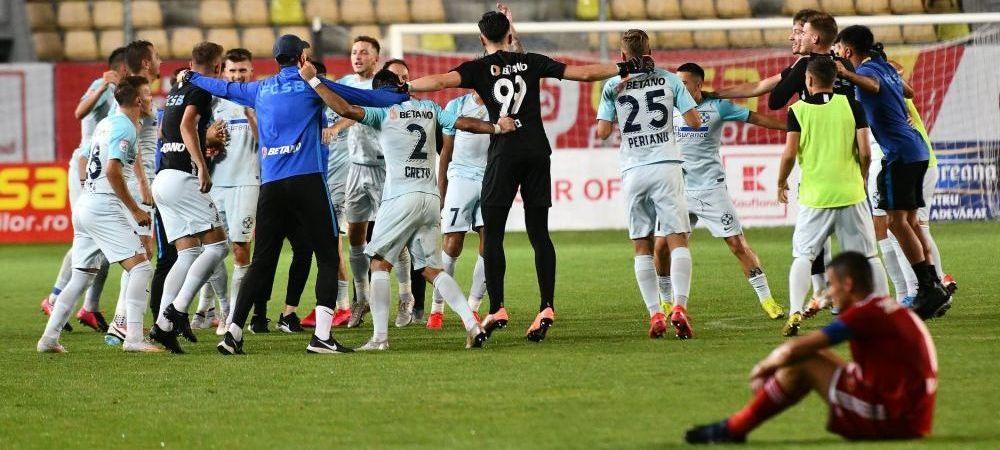 Dinamo, SALVATA de retrogradare! CRESTE numarul de echipe din Liga 1: Cine va juca in prima liga la anul