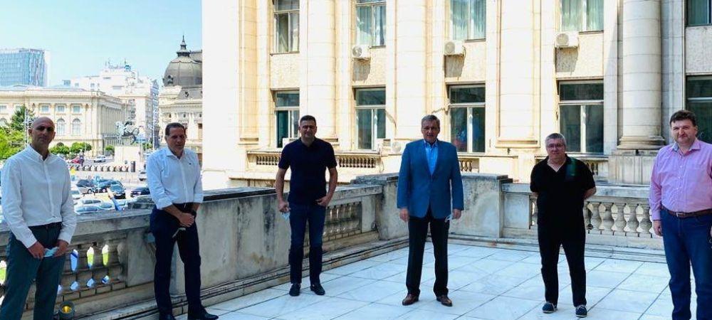 """""""Ei sunt VIITORUL clubului!"""" Anuntul lui Bogdan Balanescu despre VANZAREA lui Dinamo! Ramane Gigi Multescu?"""