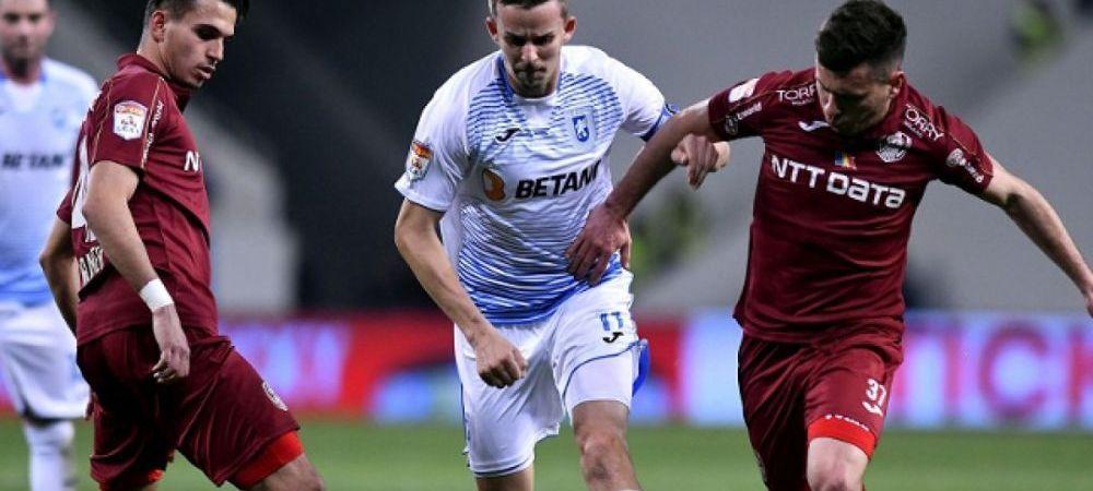 "Varianta SOC propusa pentru finalul playoff-ului! FINALA pentru TITLU intre Craiova si CFR Cluj: ""Eu asta faceam daca eram la conducere!"""