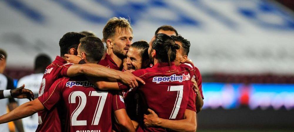 S-au SCUTURAT de COVID si au venit la un punct de Craiova! Final teribil in Liga 1 dupa CFR 1-0 Botosani! AICI fazele meciului!