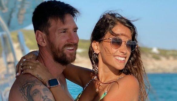 GATA vacanta! Ultima amintire ROMANTICA din Ibiza. Leo Messi a parasit PARADISUL si incepe asaltul final in Liga Campionilor