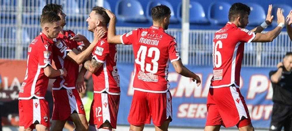 Se complica situatia din playout! Dinamo nu e pregatita sa revina pe teren! Jucatorii vor o saptamana de antrenamente pana la primul meci!