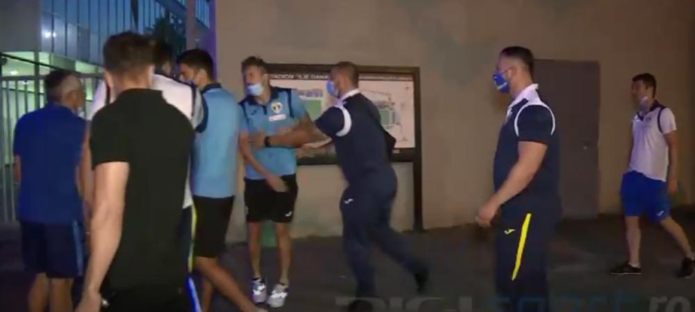 """""""Bai NESIMTITULE, nu ti-e rusine?"""" Capitanul Marinescu aproape de BATAIE cu fanii furiosi ai Petrolului! Ce s-a intamplat"""