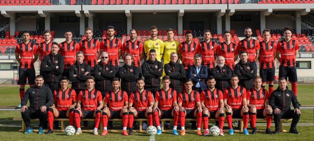 "FK Csikszereda se transforma in ""Athletic Bilbao de Romania""! Clubul din Harghita legitimeaza aproape numai jucatori de origine maghiara"