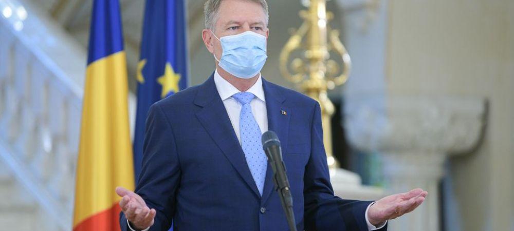 Revine Romania la starea de urgenta? Raspunsul categoric al lui Iohannis