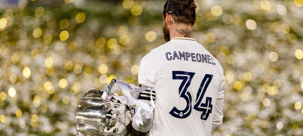 Provocarea lui Ramos! TikTok-ul legendei lui Real Madrid care a devenit VIRAL